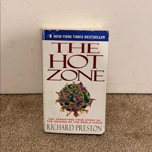 The Hot Zone Book